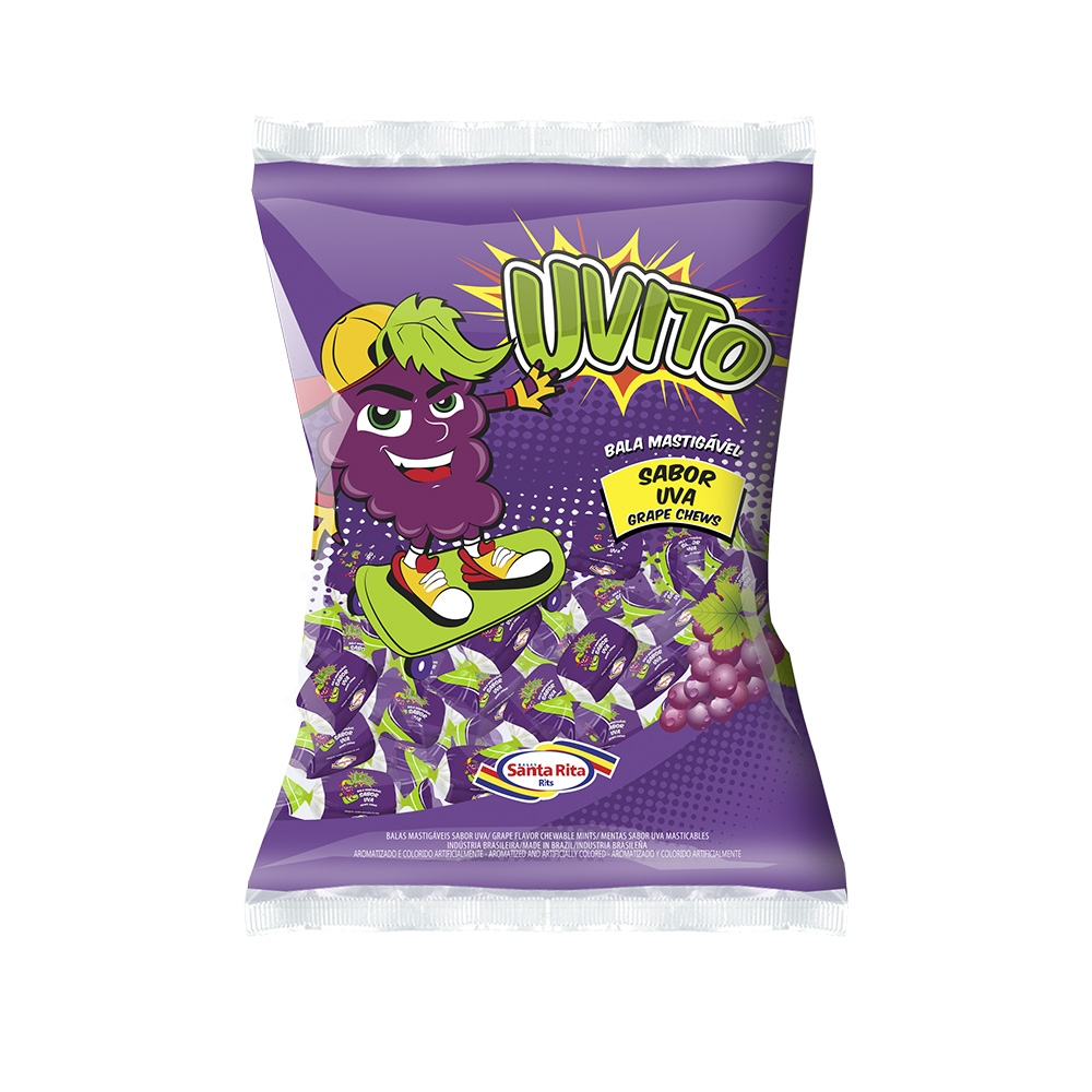 Grape Chewable Candy