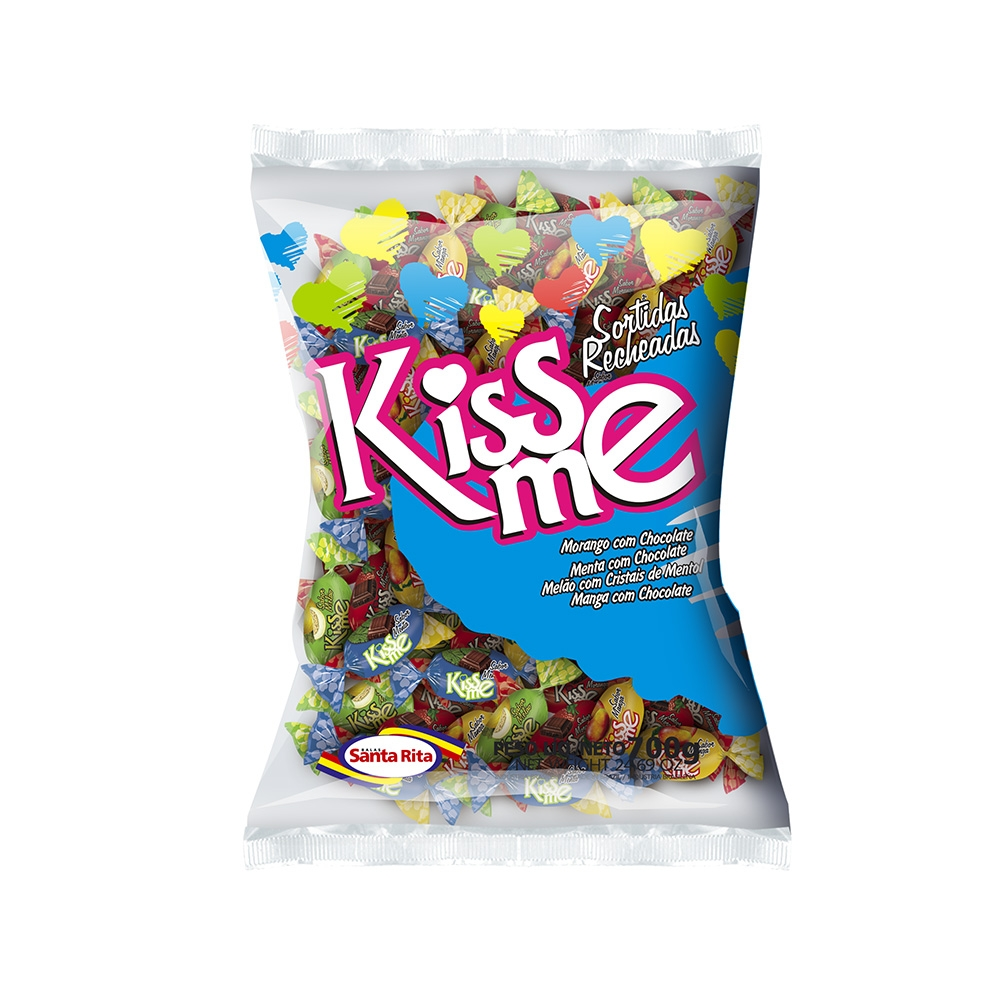 Kiss me Assorted Filled Candies